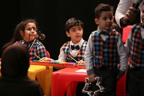 آموزش ارف به کودکان- آموزشگاه موسیقی آکورد