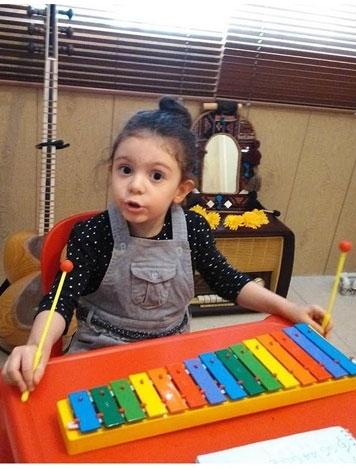 آموزش موسیقی کودک (ارف)- آموزشگاه موسیقی آکورد
