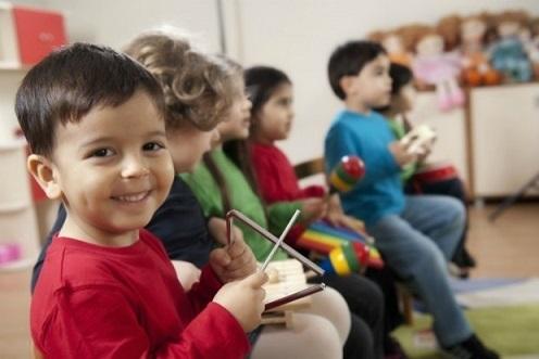 آموزش موسیقی کودک- ارف کودکان- آموزشگاه موسیقی آکورد