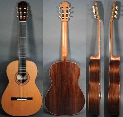 آشنایی با انواع گیتار - سبک های گیتار- آموزشگاه موسیقی