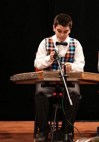 آموزش سنتور- آموزشگاه موسیقی