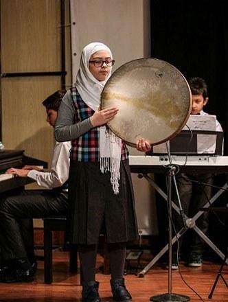 آموزش دف- آموزشگاه موسیقی آکورد